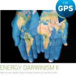 Citi Report - Clean Energy Darwinism 2