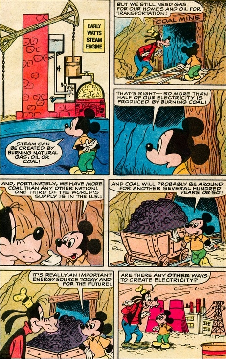 Disney Continues Its Long Tradition of Marketing Fossil Fuels to Kids