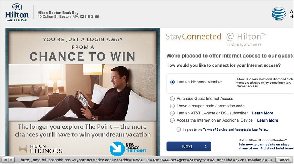 My Ironic First Experience at Inbound 2014: Hilton's Clunky