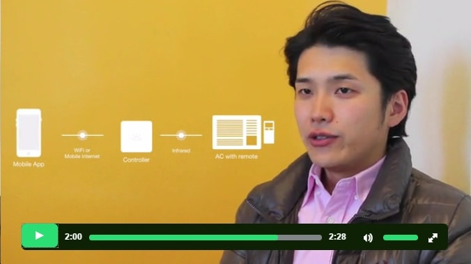 """Interview: Founder of Intelligent Room A/C Startup Discusses His Technology, Business Model and Creating """"Better Harmony Between People and Nature"""""""