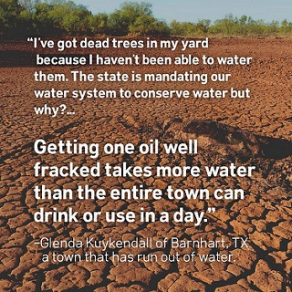 Fracked Oil but No Water? Does This Sound Like a Good Idea to You?