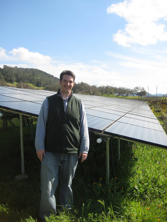 California's Wine Country is Harvesting Grapes and Sunlight - Part 3: Sustainable Motivation