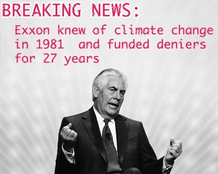 ExxonMobil's PR Smog Screen