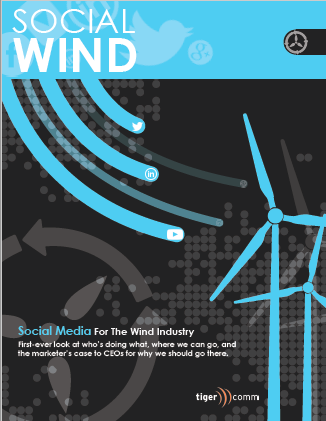 First-Ever Look at Social Media in the Wind Industry