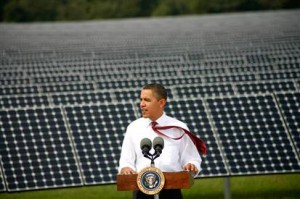 Obama Administration Installing Solar on White House