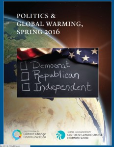 Yale Report Finds Broad Support for Clean Energy Among Supporters of Leading Presidential Candidates