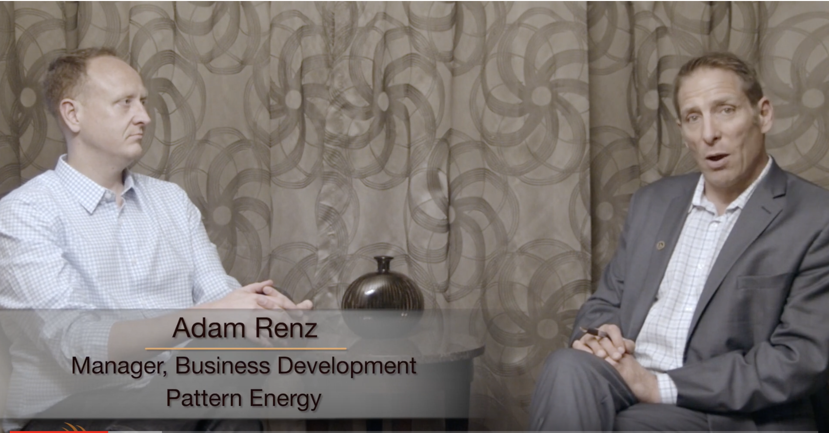 Pattern Energy's Adam Renz on Social Media in Community Acceptance