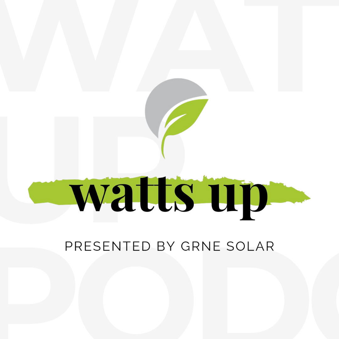 Want To See A Solar Installer Leaning Into Content Marketing? We Talk Solar Marcom With The Folks At Watts Up Podcast