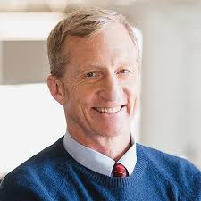 When It Comes to Pushing State Renewable Energy Goals Higher, Tom Steyer's On a Roll