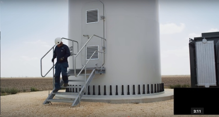 Apex Clean Energy Helps Sioux Nation Invest in Wind Power